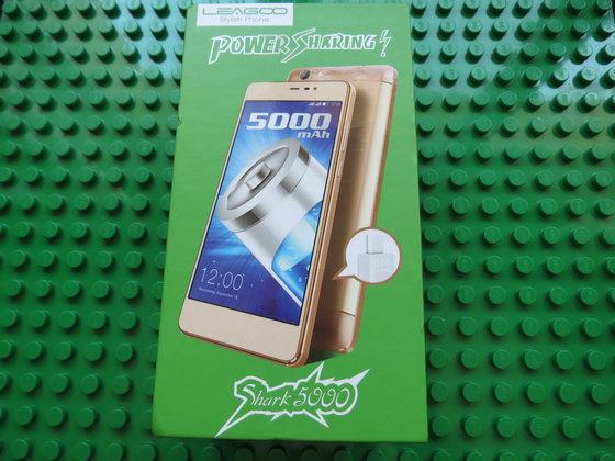 Leagoo Shark 5000