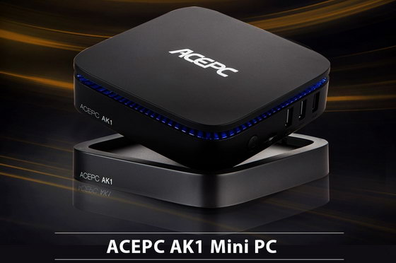 Coupon Code Alert! ACEPC AK1 Mini PC for only $150