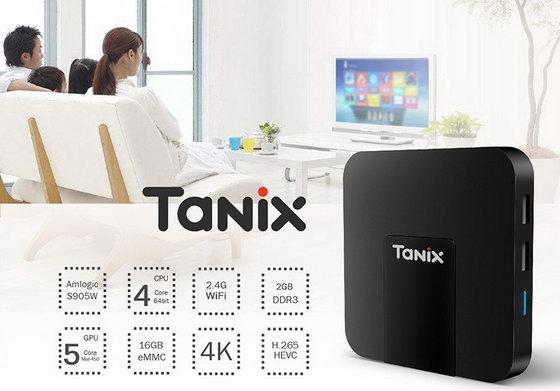 Tanix TX3 Mini