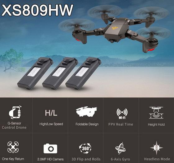 VISUO XS809HW