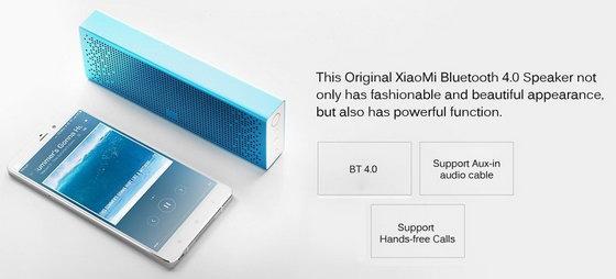 Bluetooth 4.0 Speaker