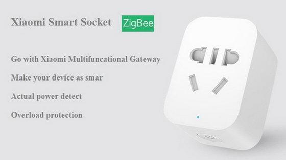 Smart Socket Zigbee