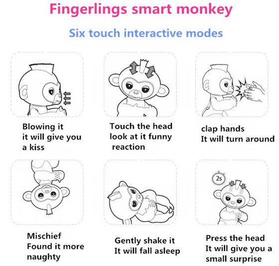 FingerLings Toy