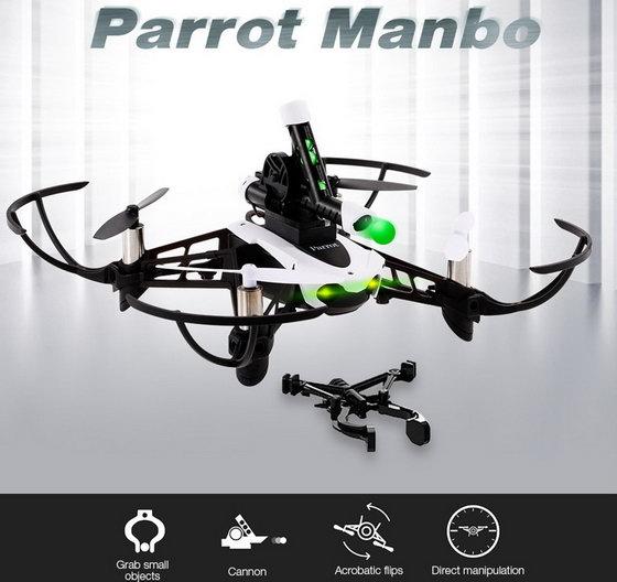 Parrot Minidrones Manbo