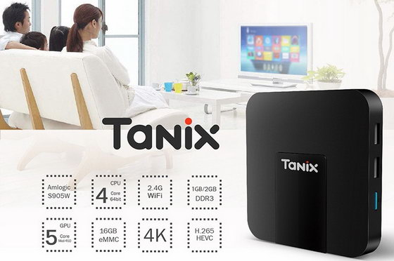 Tanix TX3 Mini