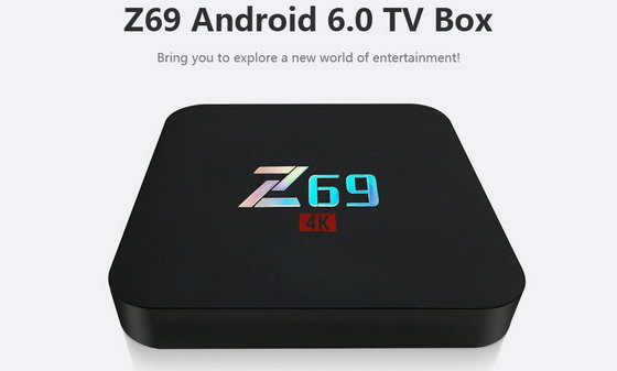 Download Android Nougat 7 1 firmware for Z69 3GB RAM + 32GB TV Box