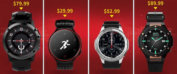 Microwear Smartwatch