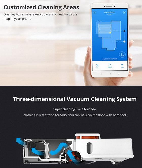 Robot Vacuum Cleaner