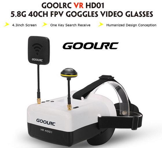 GoolRC VR HD01