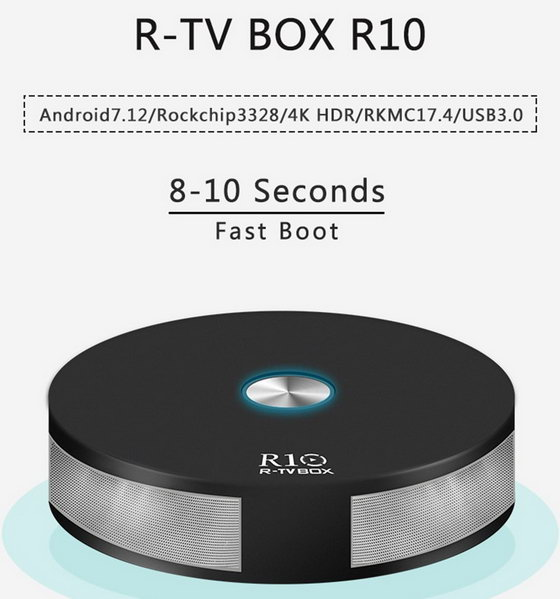 R-TV BOX R10