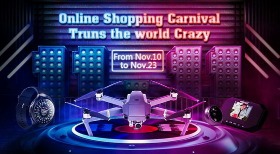 11.11 Online Shopping Carnival