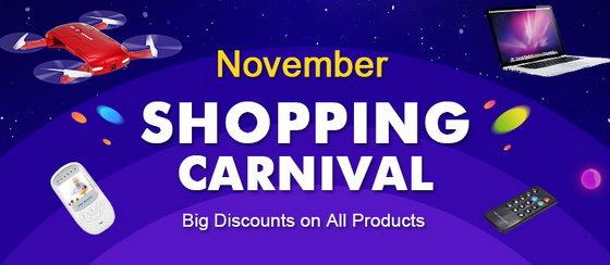 November Shopping Carnival