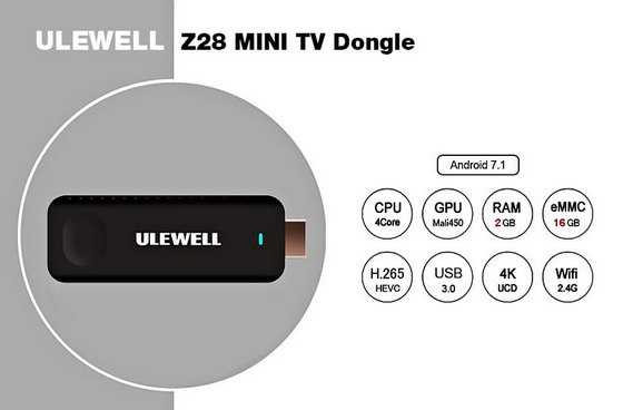 ULEWELL Z28 Mini