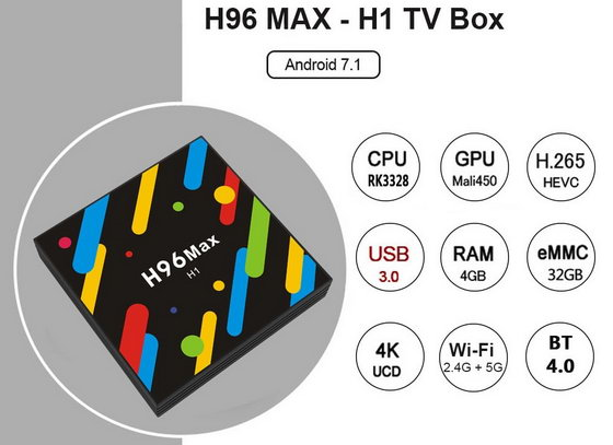 H96 MAX - H1