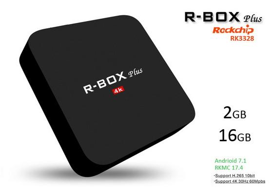 R-BOX Plus