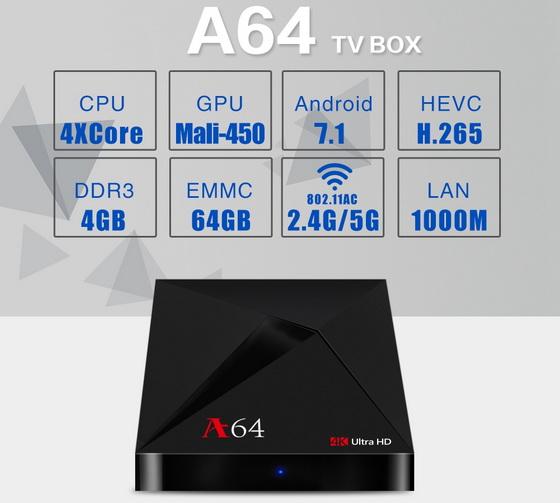 A64 TV Box