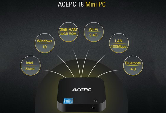 ACEPC T8