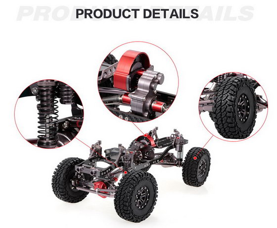 Coupon Code for Cool Racing CNC Aluminum AXIAL SCX10 Chassis ...