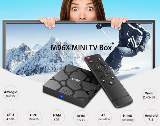 M96X Mini