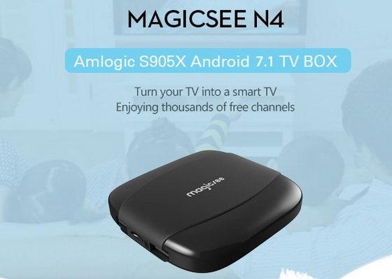 Magicsee N4