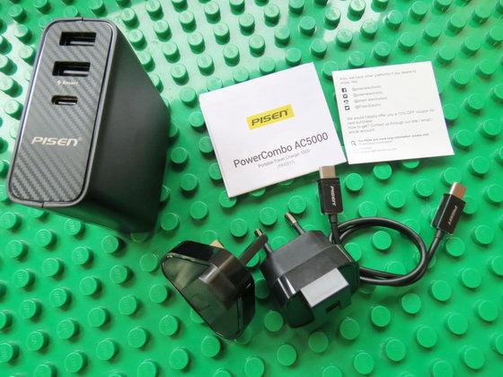 PISEN PowerCombo AC5000