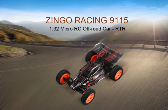 ZINGO Racing 9115