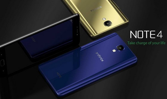 Download Android Nougat 7 0 firmware for Infinix Note 4 Smartphone