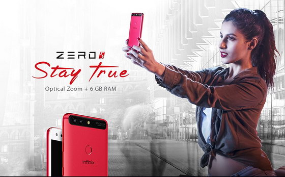Download Android Nougat 7 0 firmware for Infinix Zero 5