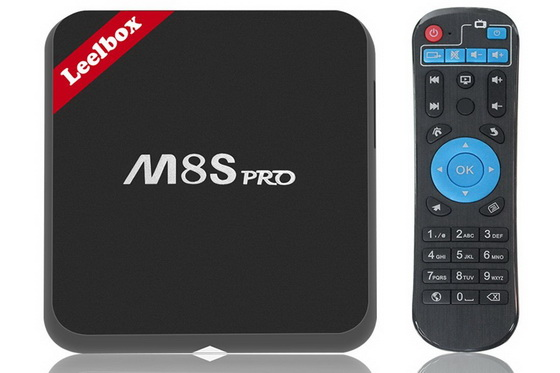 Leelbox M8S Pro