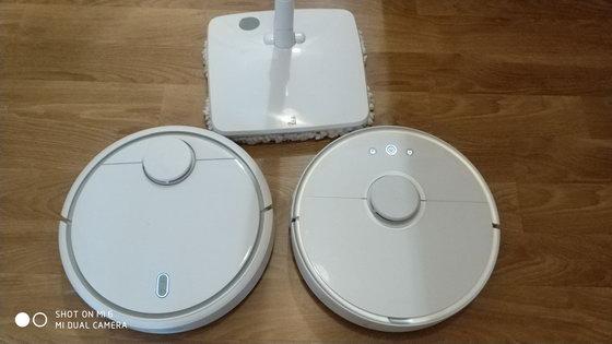 Unboxing Xiaomi Roborock S50 Smart Robot Vacuum Cleaner