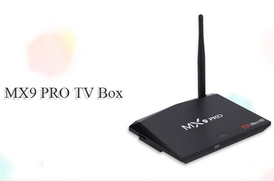 Download Android Nougat 7 1 2 firmware for MX9 Pro TV Box
