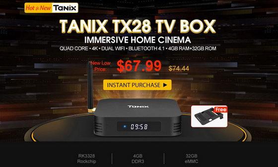 Tanix TX28