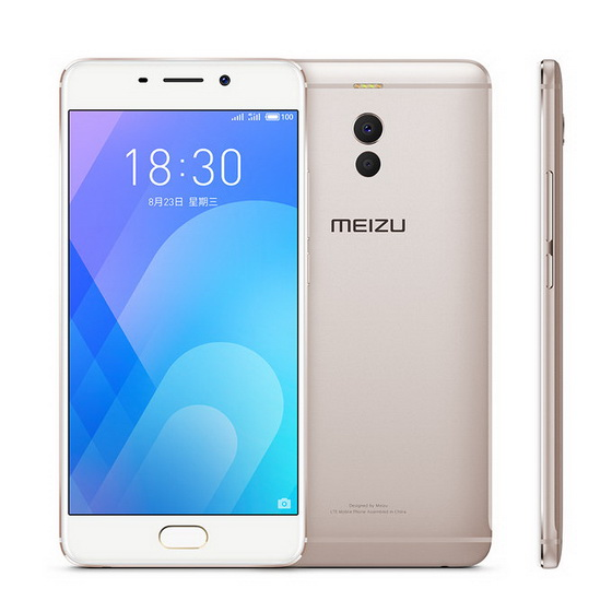 Download Android 7 1 2 firmware for Meizu M6 Note Smartphone