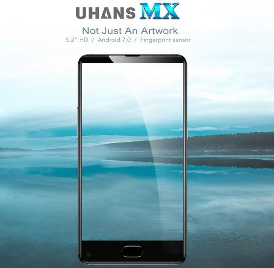 Uhans MX