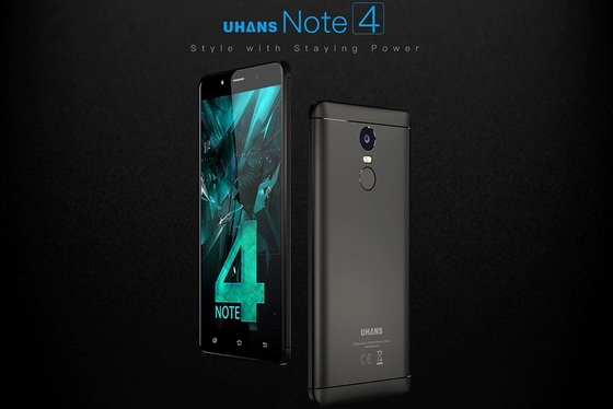 Uhans Note 4