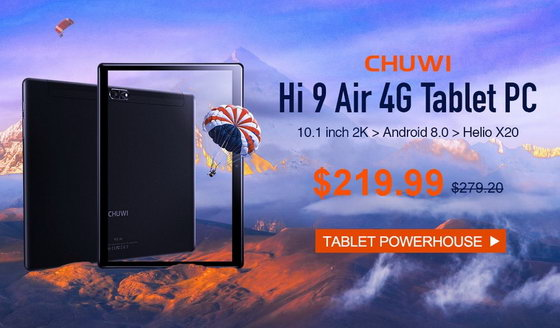 Chuwi Hi 9 Air