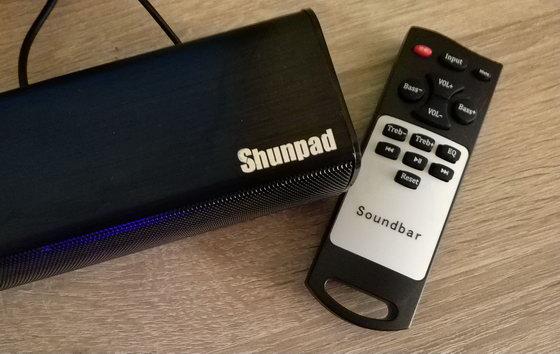 Shunpad N-S08H