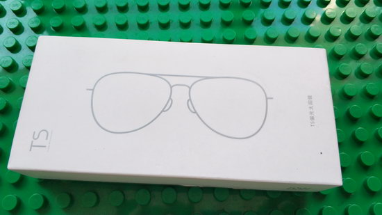 0ef1e07d841 Unboxing Xiaomi Polarized Pilot Sunglasses SM005-0220 - China ...