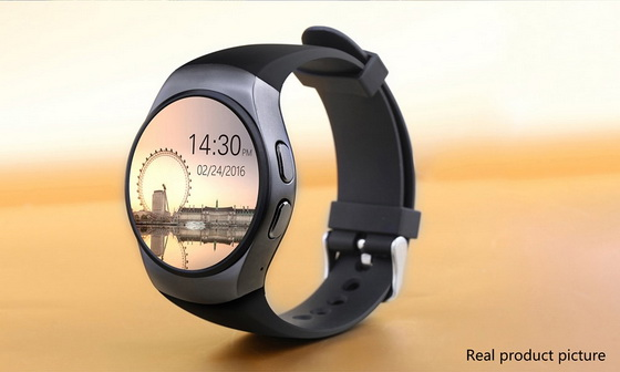 Download stock firmware for KingWear KW18 Smartwatch - China Gadgets