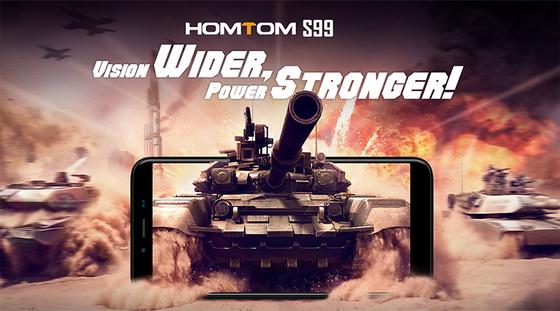 HOMTOM S99