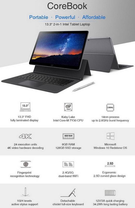 Chuwi CoreBook