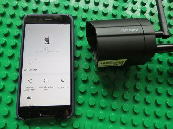 Outdoor WiFi Camera