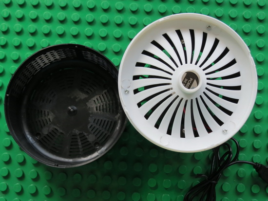 Photocatalysis Mosquito Killer Lamp