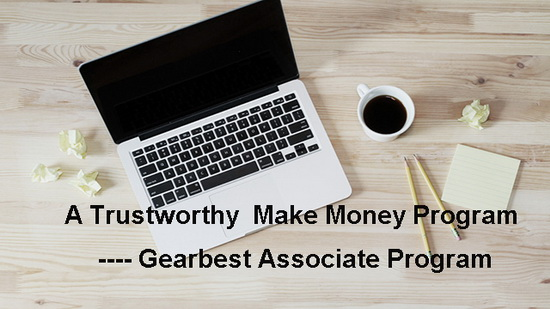 Gearbest Associate Program