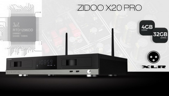 Download Android stock firmware v2 2 61 for Zidoo X20 Pro TV