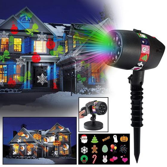 Dazzling Laser Light Show