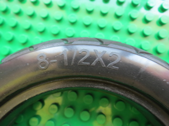 8.5 inch Solid Tire