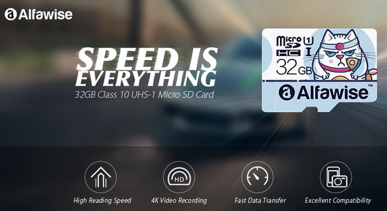 Alfawise 32GB Micro SD