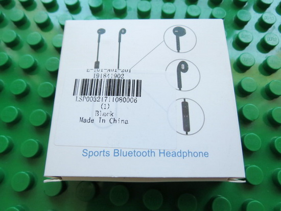 Bluetooth In-ear Sport Earbuds