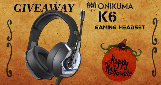 Onikuma October Giveaway